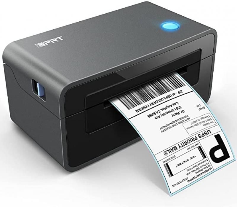 ihocon: iDPRT SP410 Thermal 4x6 Lable Printer 標籤打印機