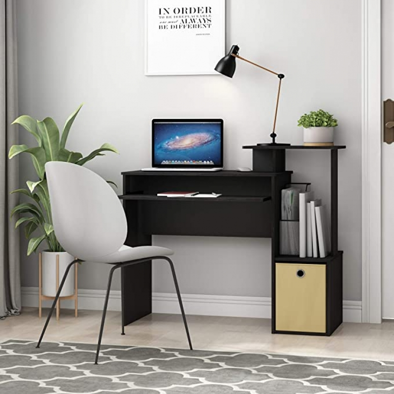 ihocon: Furinno Econ Multipurpose Home Office Computer Writing Desk 辦公桌/電腦桌