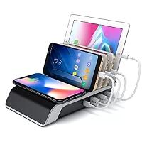 ihocon: ADOBEYOND Charging Station for Multiple Devices 平板電腦/手機多設備充電座