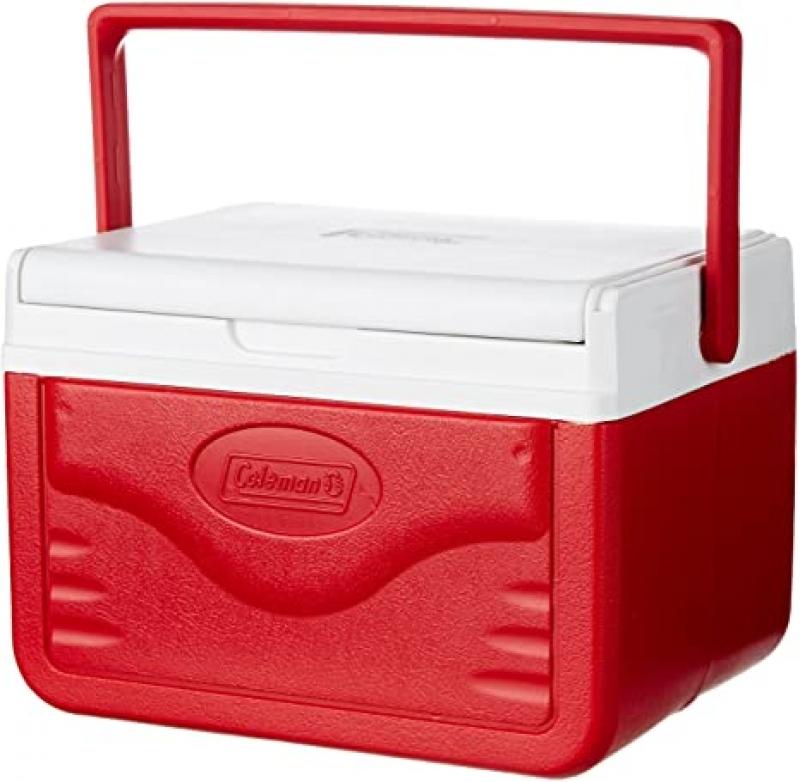 ihocon: Coleman FlipLid Personal Cooler, 5 Quarts 保冷箱