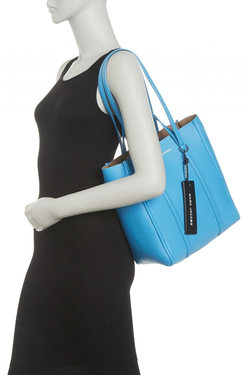 ihocon: MARC JACOBS The Tag 27 Leather Tote 皮包