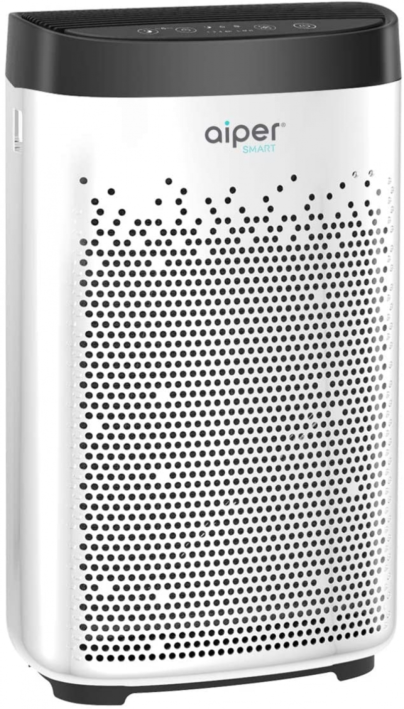 ihocon: Aiper Air Purifier for Home with True HEPA Filter for Large Room Up to 500 Sq/Ft 空氣清淨機 / 空氣淨化器