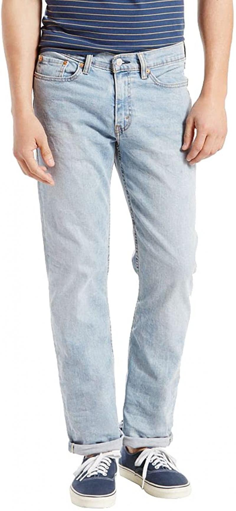 ihocon: Levi's Men's 514 Straight Fit Jeans 男士直筒牛仔褲