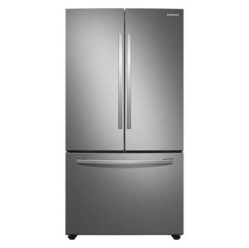 ihocon: Samsung 28.2 cu. ft. French Door Refrigerator in Stainless Steel 法式門不銹鋼冰箱