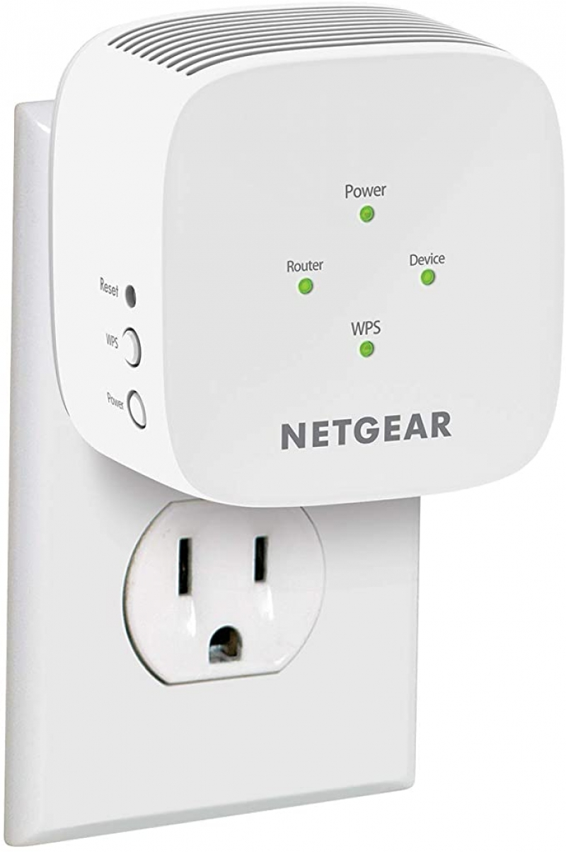 ihocon: NETGEAR WiFi Range Extender EX2800 - Coverage up to 1200 sq.ft. and 20 Devices   網路訊號增強器