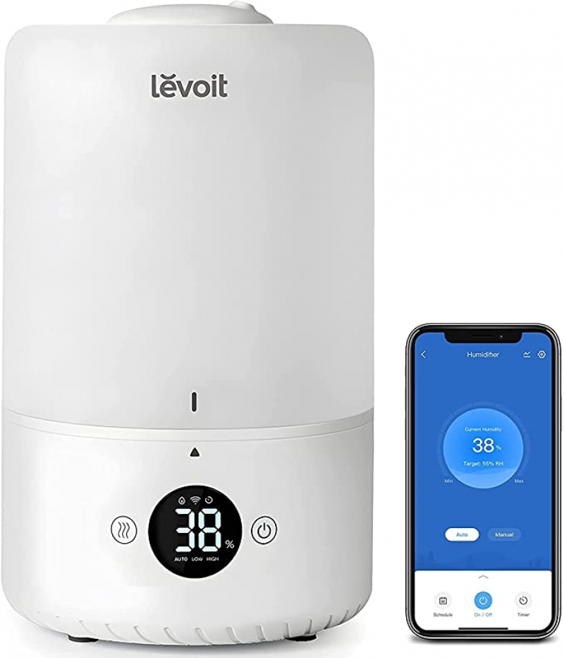 ihocon: LEVOIT Humidifiers with Essential Oils, Smart Control 室內加濕器/精油擴香機