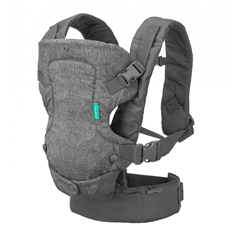 ihocon: Infantino Flip Advanced 4-in-1 Carrier 嬰兒背帶