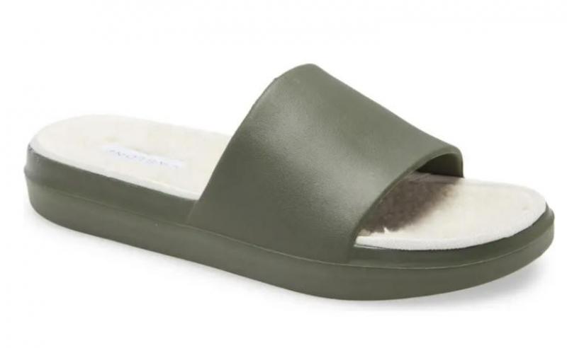 ihocon: CASLON ® Mariella Fleece Lined Slipper 女士抓絨襯裡拖鞋