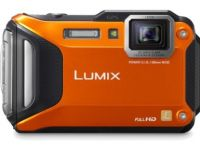 ihocon: Panasonic Lumix DMC-TS5 16.1MP 防水WiFi數位相機 Digital Camera