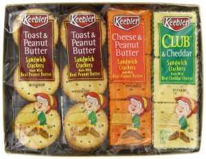 ihocon: 48包 Keebler 三明治餅乾 Sandwich Crackers